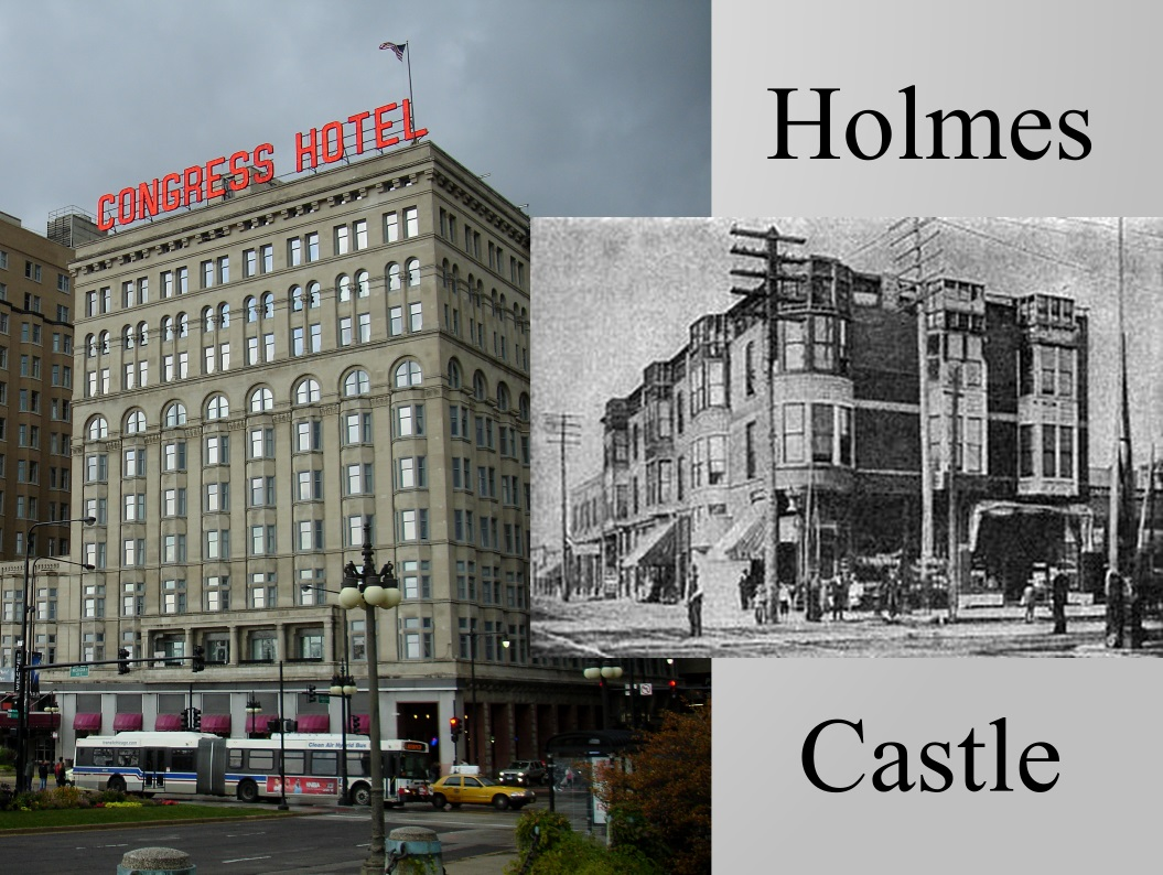 Chicago S Most Haunted The Congress Hotel H H Holmes Murder